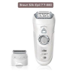 Braun Silk Epil 7 7-880