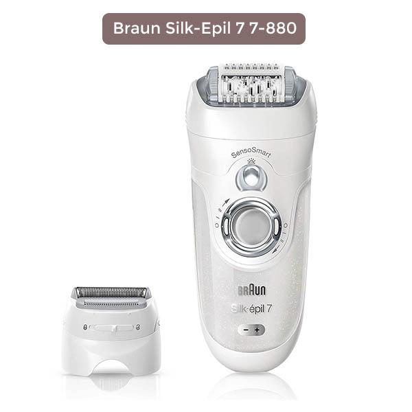Braun Silk Epil 7-7-880