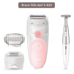 Braun Silk épil 5-820