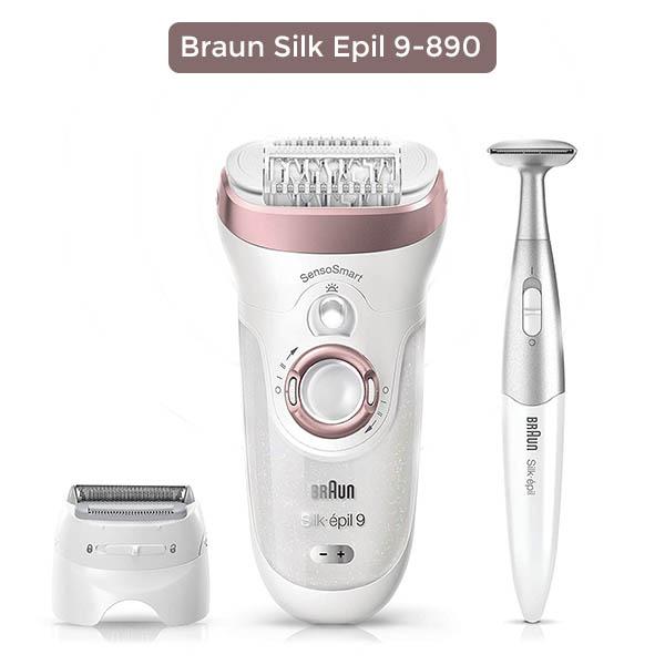Braun Silk Epil 9-890